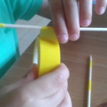 Haciendo un palo chino
