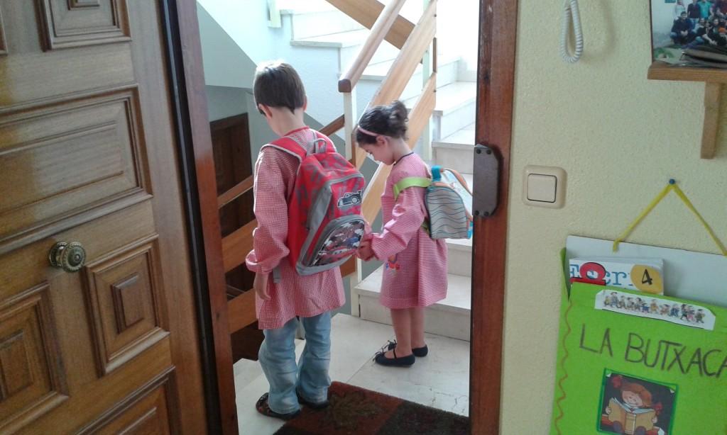 Listos para el inicio del curso escolar