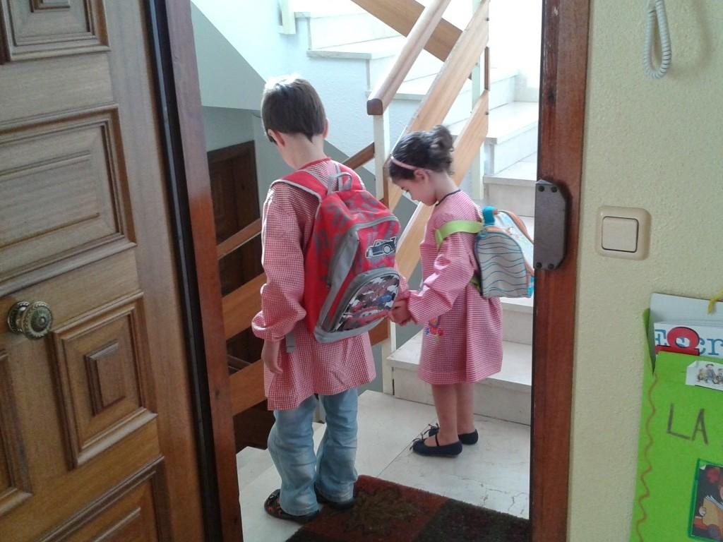 El inicio del curso escolar