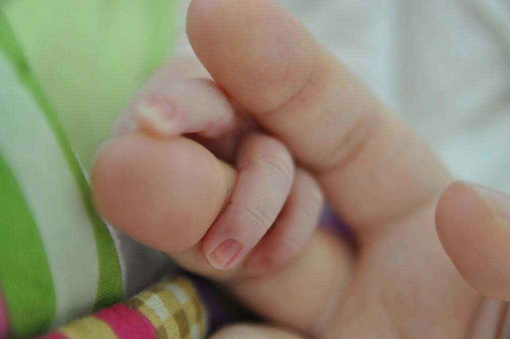 La maternidad y la pareja