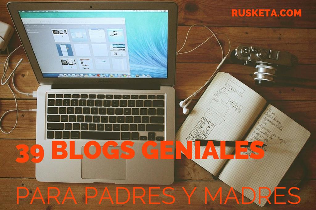 Selección de blogs para padres y madres