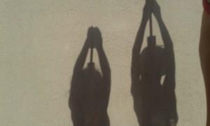 Jugando con las sombras
