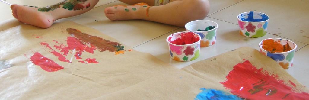 Una actividad para fomentar la creatividad infantil en familia