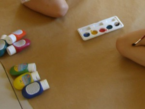 Materiales para desarrollar la creatividad infantil