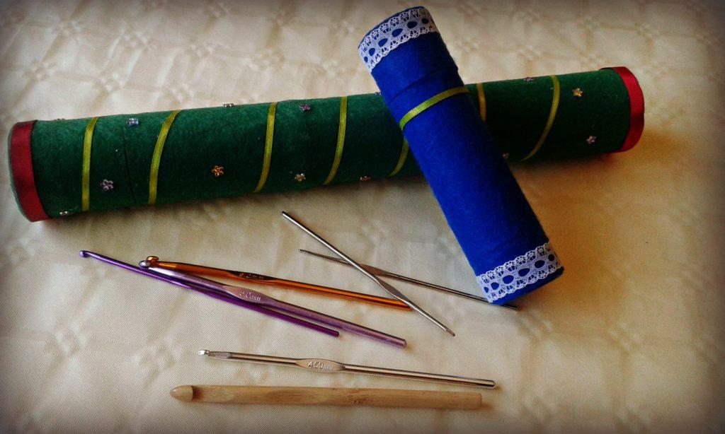 Haz tu guarda agujas con cartón reciclado
