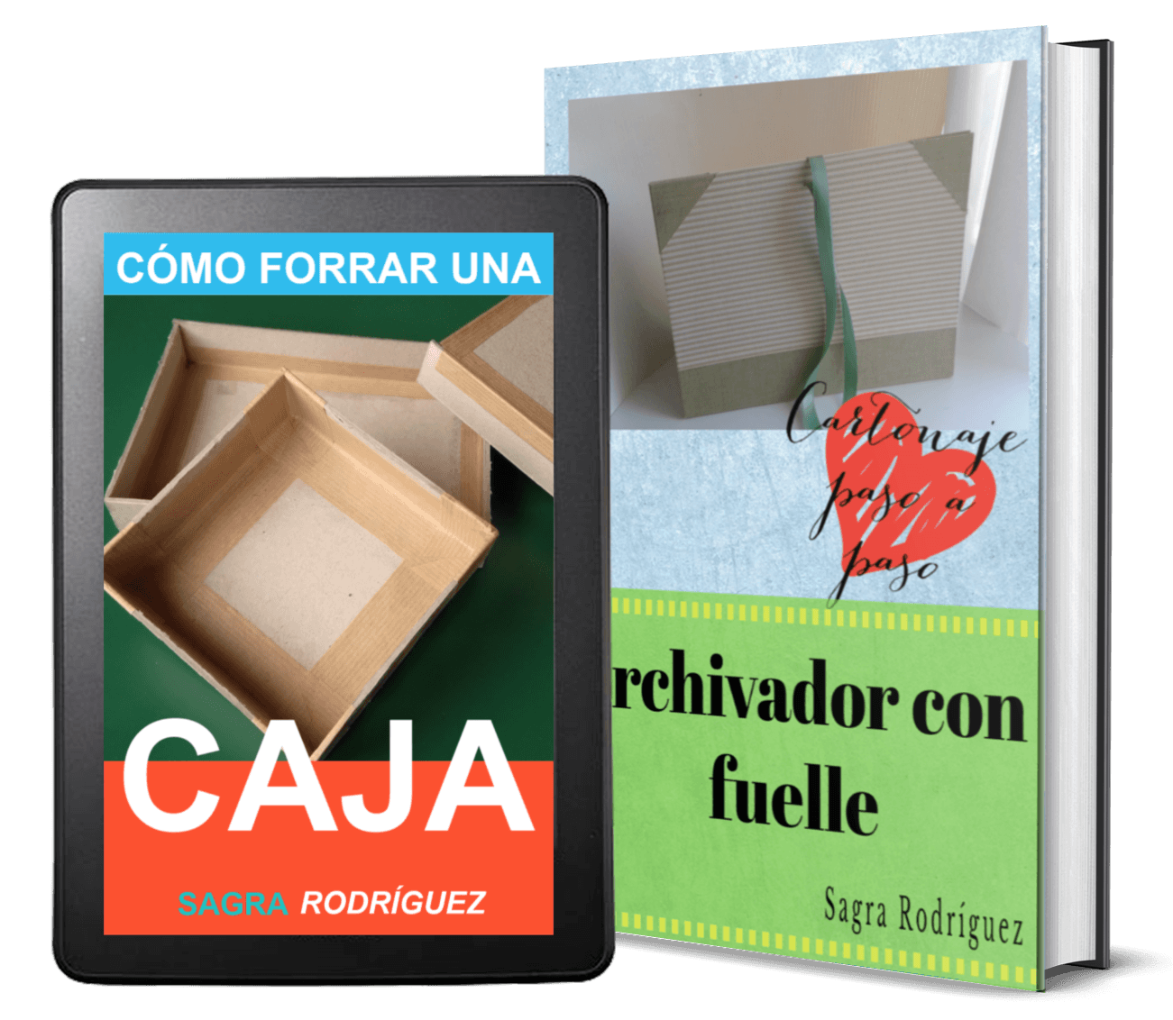Ebooks de cartonaje